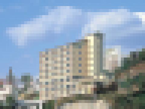 ひみつの旅館Cの外観