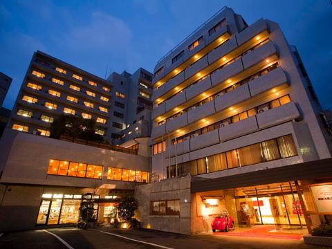 道後プリンスホテル(愛媛県 道後温泉)