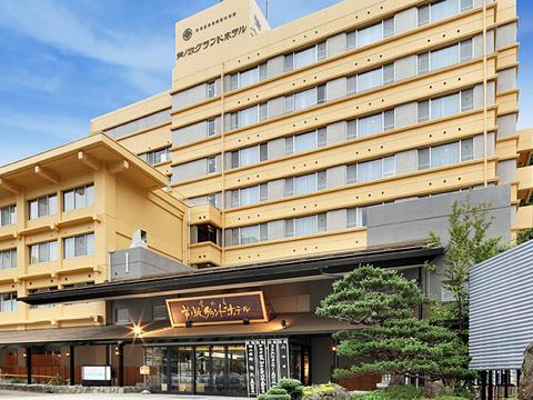 芦ノ牧グランドホテル(福島県 芦ノ牧温泉)