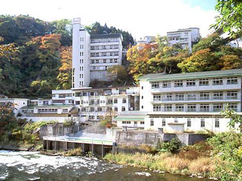 芦ノ牧ホテル(福島県 芦ノ牧温泉)