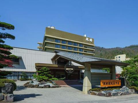 丸峰観光ホテル(福島県 芦ノ牧温泉)