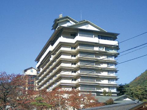ホテル華の湯(福島県 磐梯熱海温泉)