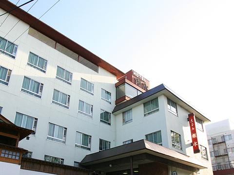 ホテル銀水の外観