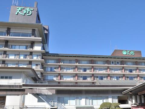 ホテル天坊(群馬県 伊香保温泉)
