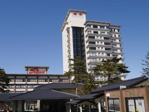 ホテル櫻井の外観