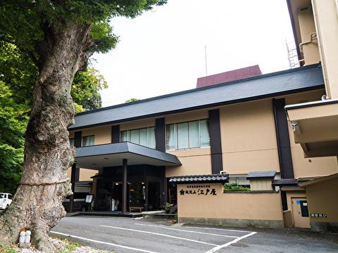 筑波山温泉 江戸屋