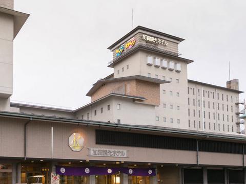 加賀観光ホテルの外観