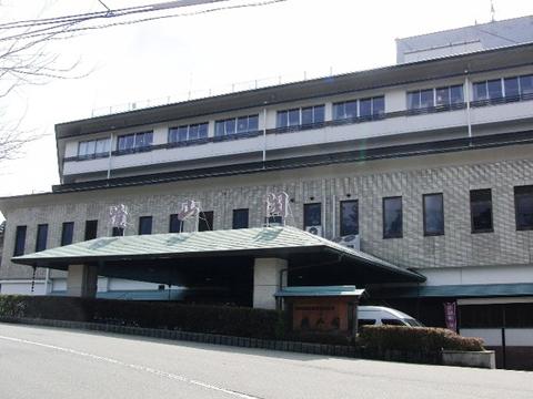 雄山閣(石川県 山代温泉)