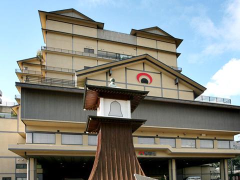 琴参閣(香川県 こんぴら温泉)