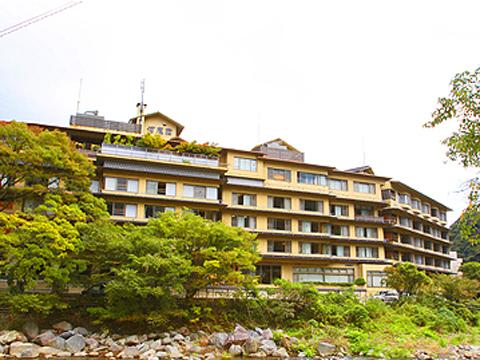 河鹿荘(神奈川県 箱根湯本温泉)