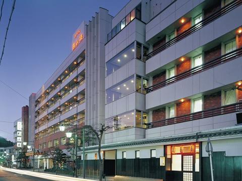 ホテル圓山荘(長野県 戸倉上山田温泉)