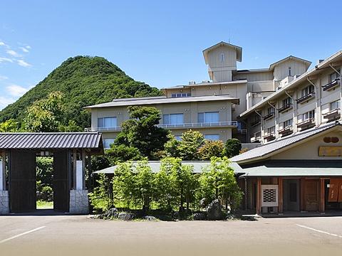 富士屋(新潟県 岩室温泉)