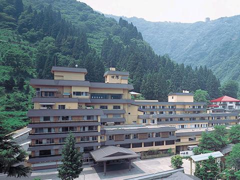 越後湯沢温泉 ホテル双葉