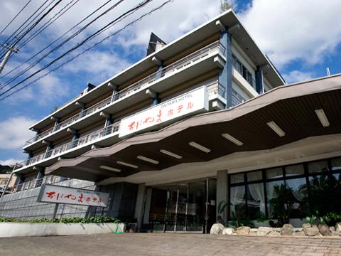 おにやまホテル(大分県 鉄輪温泉)