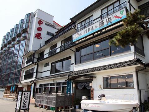 うみのホテル中田屋(静岡県 熱海温泉)