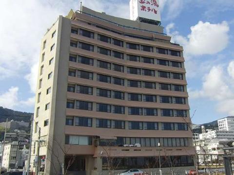 玉の湯ホテル(静岡県 熱海温泉)