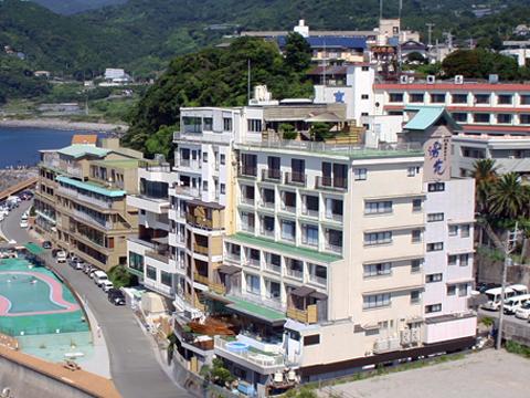 稲取東海ホテル湯苑(静岡県 稲取温泉)