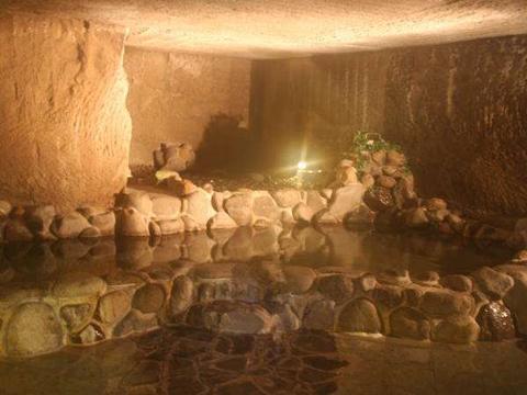 伊豆石風呂