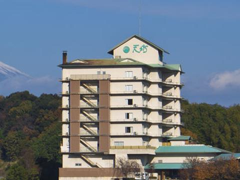 ホテル天坊の外観