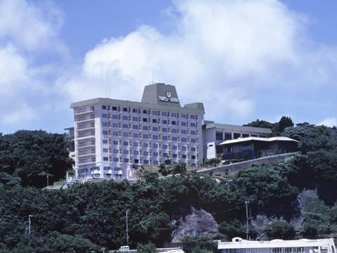 下田ビューホテルの外観