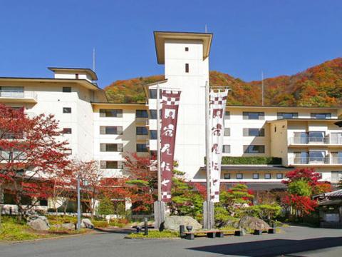宿屋伝七(栃木県 川治温泉)