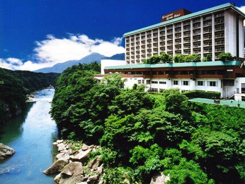 鬼怒川観光ホテル(栃木県 鬼怒川温泉)