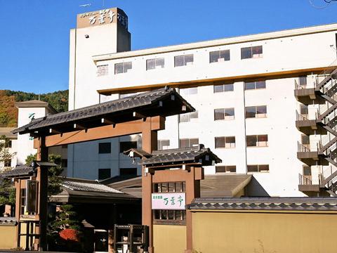 ホテル万葉亭(栃木県 鬼怒川温泉)