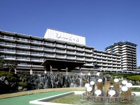きぬ川ホテル三日月(栃木県 鬼怒川温泉)