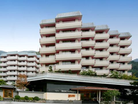 鬼怒川グランドホテル夢の季の外観