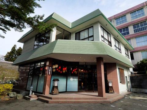 常盤ホテル(栃木県 塩原温泉)