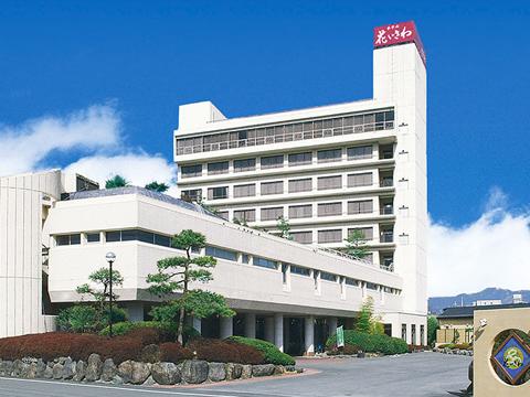 ホテル花いさわ(山梨県 石和温泉)