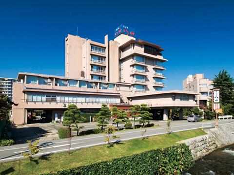 ホテル八田(山梨県 石和温泉)