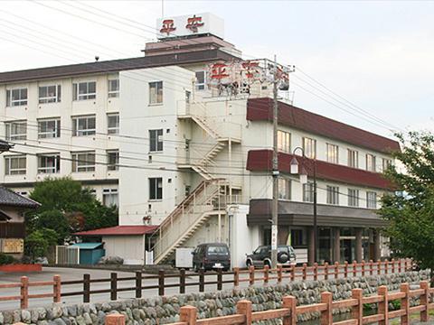 ホテル平安(山梨県 石和温泉)