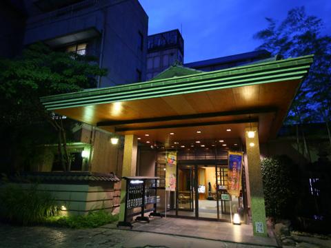 ホテル古柏園(山梨県 石和温泉)