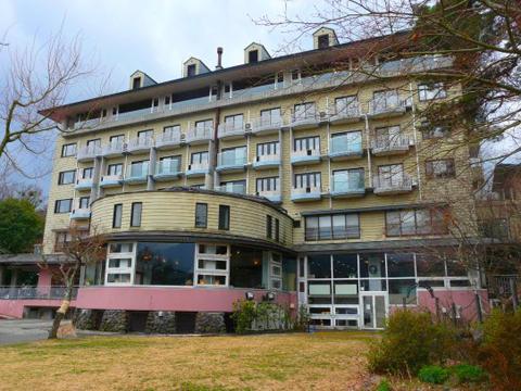 富士レークホテル(山梨県 河口湖温泉)